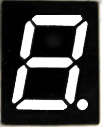 7-Segment-Anzeige